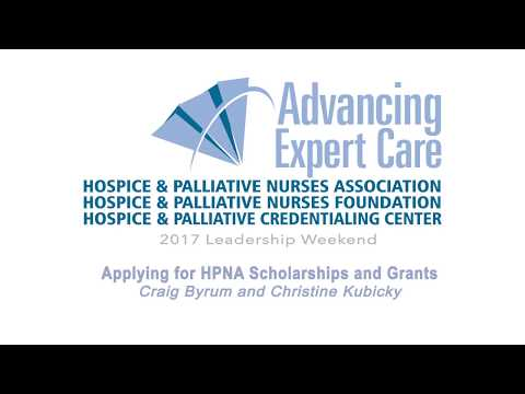 Applying for HPNF Scholarships and Grants