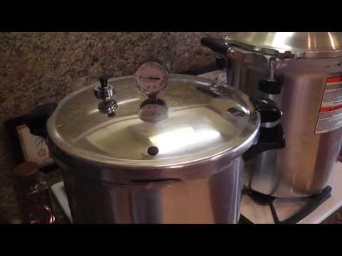 Pressure Canners 101 - A Canner is a Canner.. NOT TRUE
