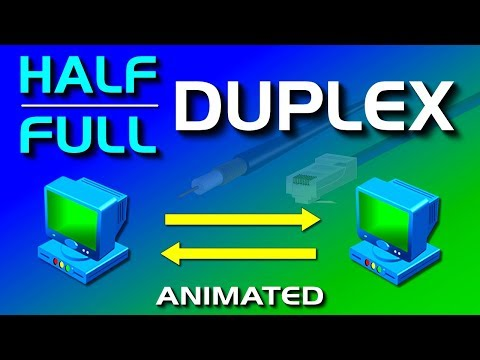 Half Duplex Vs Full Duplex