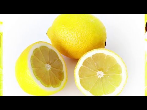 How To Grow Lemons - From Grocery Store Lemon Seeds