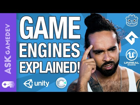 Game Engines Explained