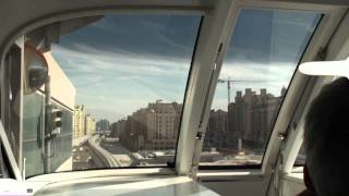 palm jumeirah monorail - High Definition