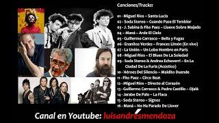 Varios Artistas - Rock En Español (Recopilación)