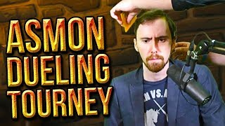 Asmongold CHALLENGES Blizzard With His Own Classic WoW Dueling Tournament
