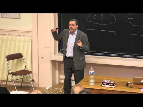ALAIN ASPECT - FROM THE EINSTEIN - BOHR DEBATE TO QUANTUM INFORMATION