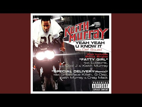 Special Delivery (Remix) Album Version (Explicit)