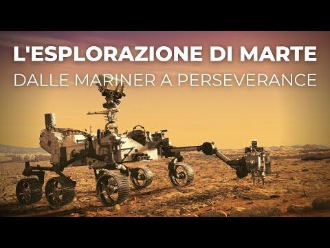 L'esplorazione di Marte, dalle Mariner a Perseverance