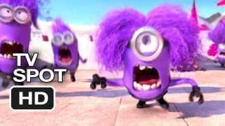 Despicable Me 2 TV SPOT - Bee-Do! (2013) - Steve Carell, Kristen Wiig Movie HD