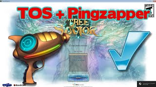Tree of Savior + Pingzapper reduce Ping/delay/lag. TOS [iCBT2(steam)]