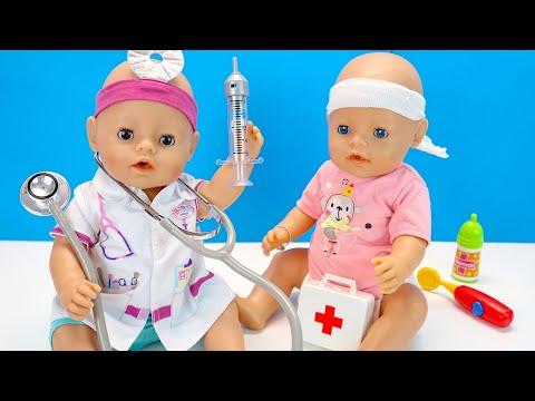 ЧТО СЛУЧИЛОСЬ С БЕБИ БОН? Мультики для детей Как Мама Играла в Куклы Пупсики 108мама тв