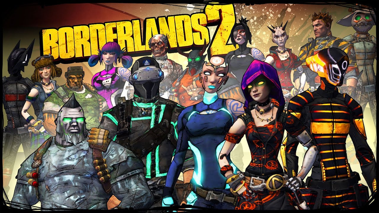 Borderlands 2 скачать dlc