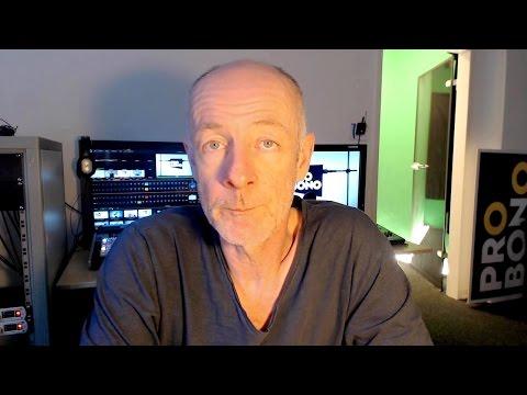 Friedrich Küppersbusch über YouTube, TV und seine Glatze (dbate.de-Interview)