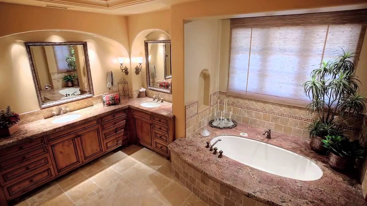 Spanish Colonial Retreat in Scottsdale, Arizona - YouTube