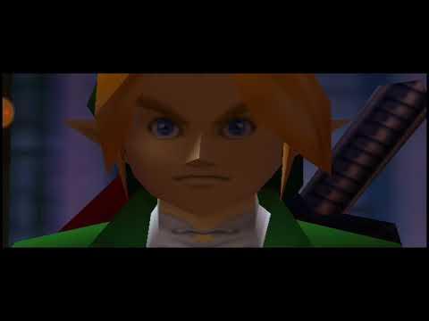 A Lenda de Zelda Flauta do Tempo #51 Castelo do Ganondorf