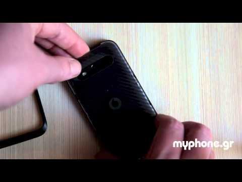 Vodafone Smart III Review @ myphone.gr [Greek]