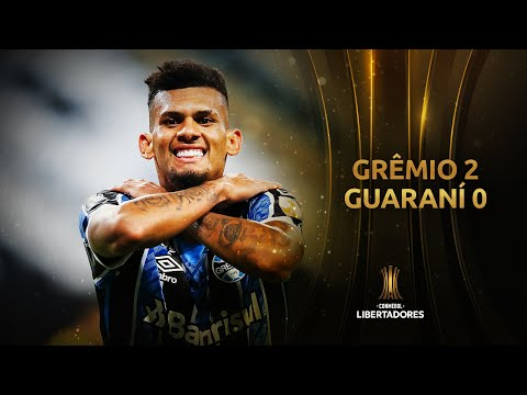 Gremio Guarani Goals And Highlights