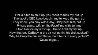 Lil Baby Dababy Baby lyrics.mp3