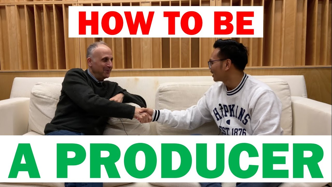 how to become a film producer