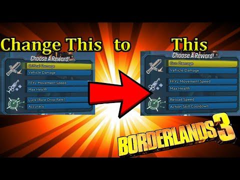 How To Reroll Guardian Ranks Tokens Borderlands 3