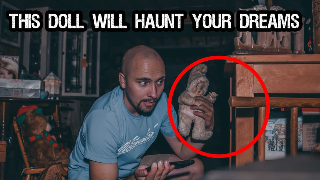 GHOSTS WILL MOVE THINGS INSIDE THIS HAUNTED ANTIQUE WAREHOUSE