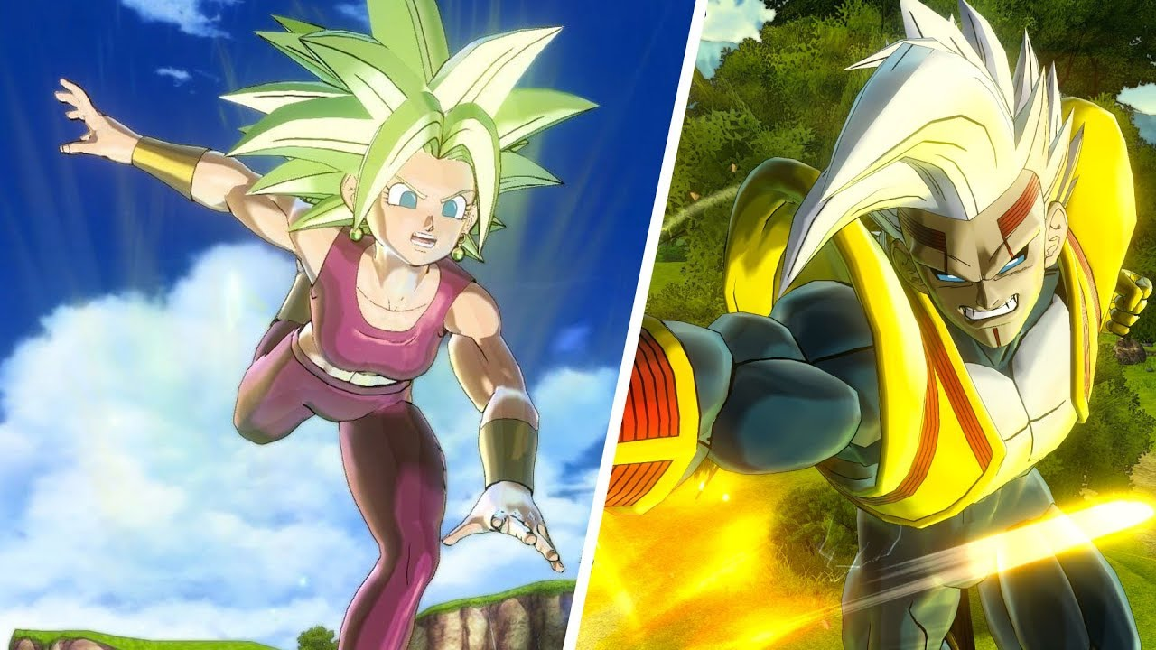 Kefla To Join Dragon Ball Xenoverse 2 DLC Update