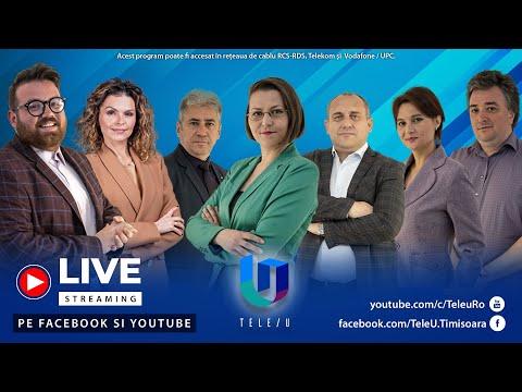 Transmisiunea Teleuniversitatea TV. LIVE!