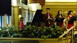 Nyanyian Jemaat (KJ 13 & KJ 158) & Votum - GKI Surya Utama. Mp3