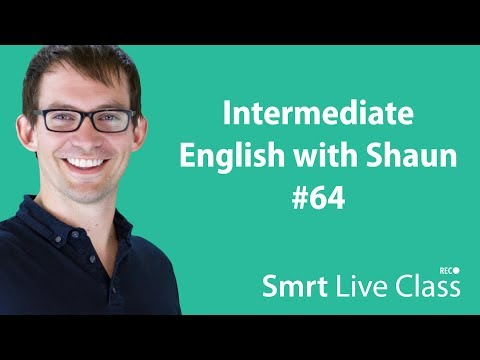Reported Speech #2 - Intermediate English with Shaun #64