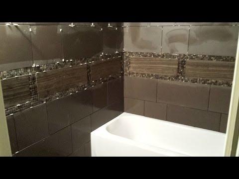 How To Tile Bathroom Wall