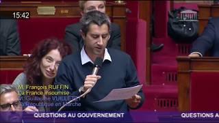 DÉPAKINE & SANOFI : LE SILENCE DU GOUVERNEMENT - François Ruffin