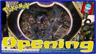 Pokemon TCG: Sun & Moon: Opening A Lunala GX Box!