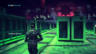 Metal Gear Solid Parody Mission Saints Row 4 (The Case Of Mr. X) PC Gameplay *HD* 1080P Max Settings