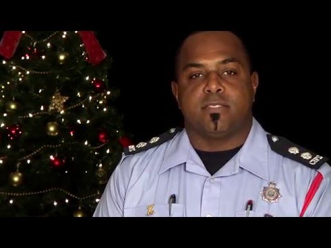 Cayman Islands Fire Service Holiday Safety Fireworks Tips