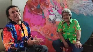 Hubungan Seni Visual dengan Musik (feat. Sam Bimbo)
