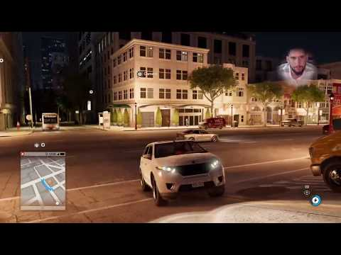 Watch Dogs 2 AR #3 : Find Key Data in Embarcadero Center