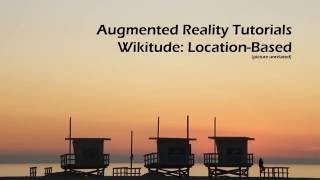 Wikitude: Location-Based AR (Grundlagen)