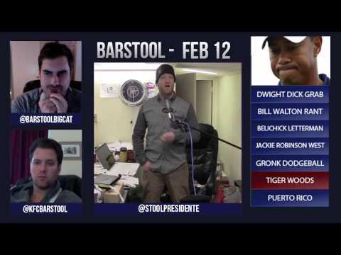 Barstool Rundown February 12