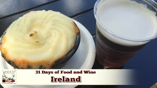 Ireland - Day 29 of Epcot's Food & Wine Festival 2016