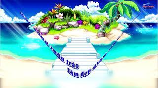 2 Em Yêu Biển Đảo Quê Em Karaoke HD
