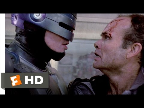 RoboCop (7/11) Movie CLIP - You Are Under Arrest (1987) HD