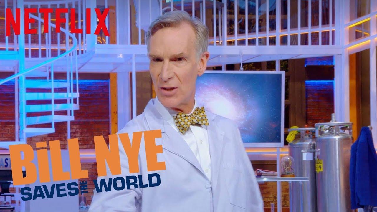 Download Bill Nye Saves The World - New Season May 11 | Official Trailer [HD] | Netflix