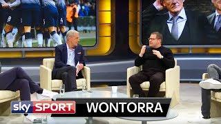 Eberl zu Spurs vs. BVB: Duell auf Augenhöhe, aber... | Wontorra – der o2 Fußball-Talk | Sky Sport HD