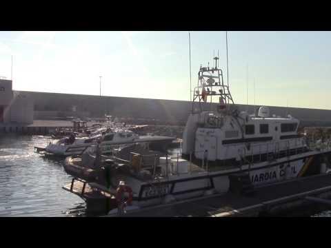 Nuevas instalaciones Servicio Marítimo Provincial de Barcelona