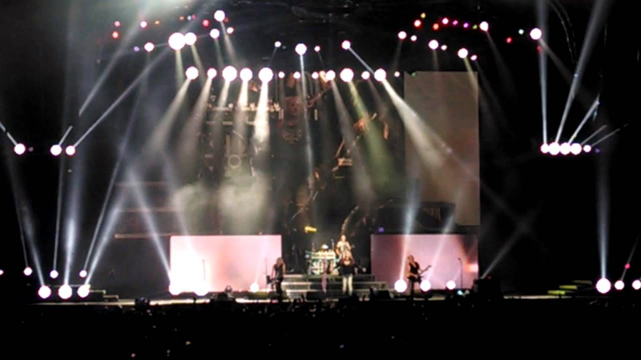def leppard rock of ages des moines iowa 2014 youtube