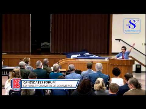2015 Sky Valley Candidates Forum, Sultan WA