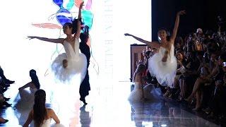 Anaheim Ballet at LA Fashion Week!