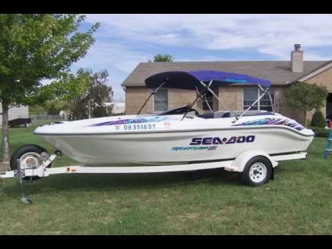 Seadoo Prices >> SeaDoo Sportster 1800 Twin Engine Jet Boat For Sale call ...