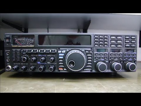 ALPHA TELECOM: YAESU FTDX-5000 NÃO LIGA...