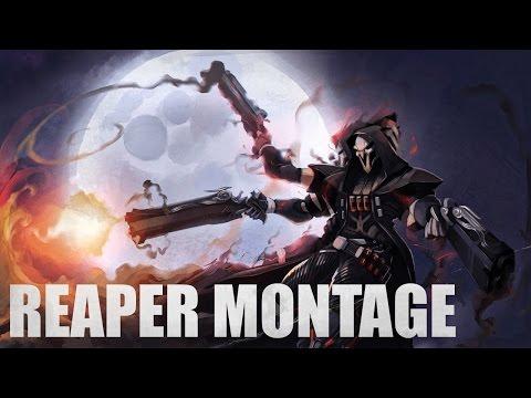 Overwatch - Reaper Montage | Die! Die! Die!