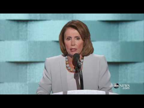 Nancy Pelosi Tells Assembled Democrats to Look 'Onward to Victory' | ABC News
